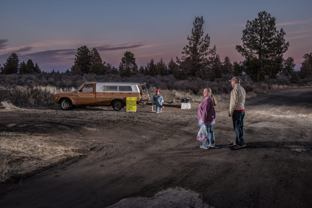 American  Dreamscapes /  Oregon