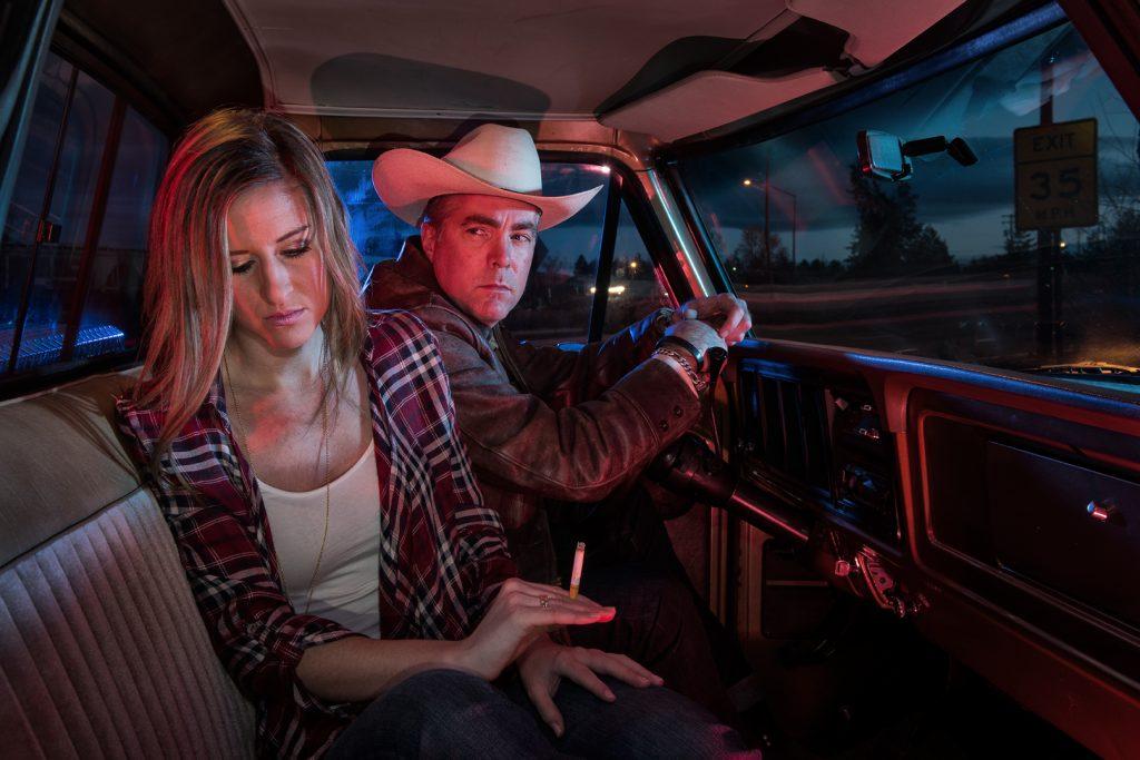 American Dreamscapes / Pick Up Truck