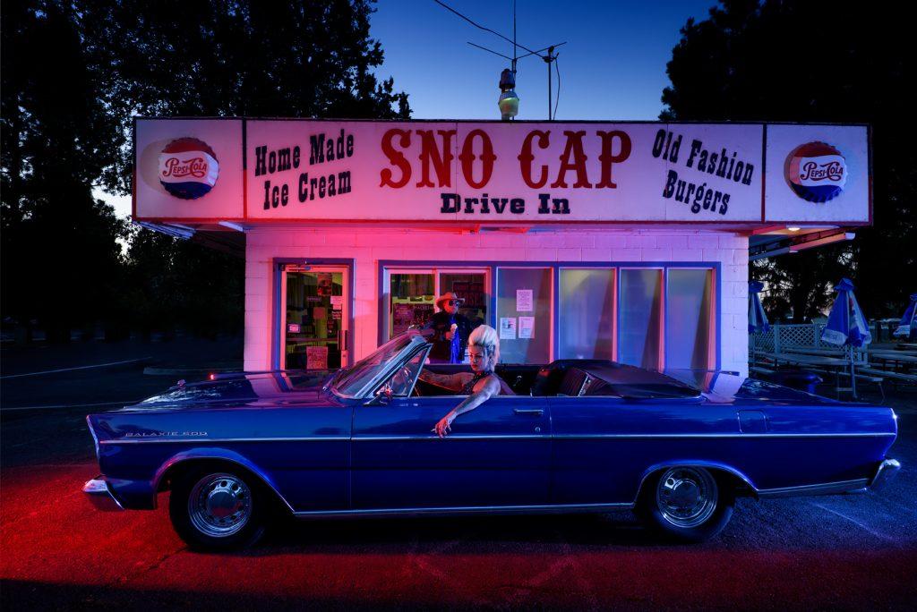 American Dreamscapes / Snowcap