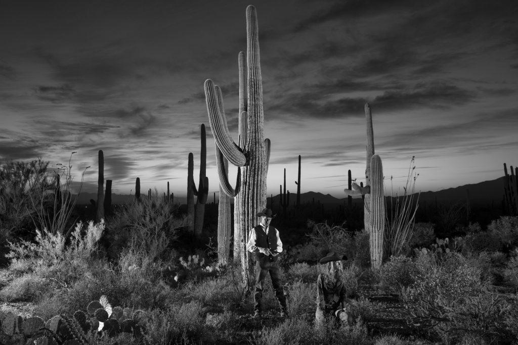 The Lost Highway / Arizona Desert