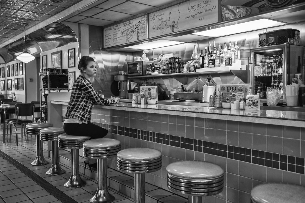 The Lost Highway / Blue Moon Diner