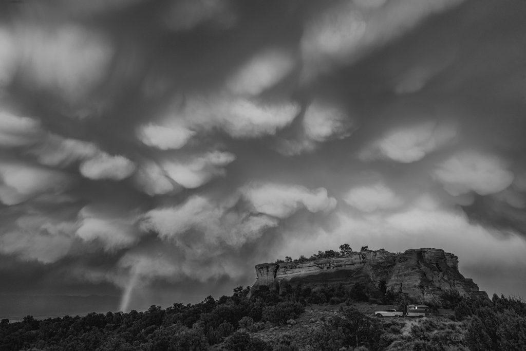 The Lost Highway / Cloud Mesa
