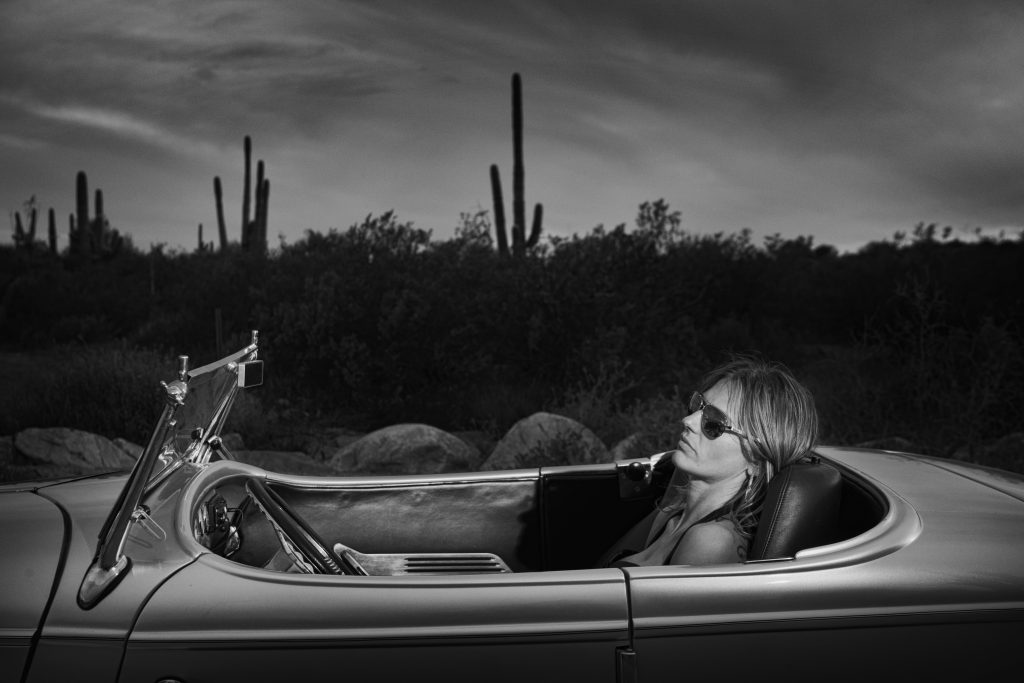 The Lost Highway / Desert Noir