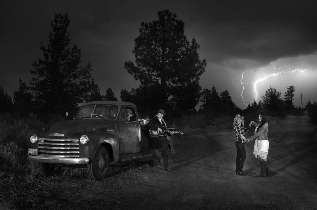 The Lost Highway/ Dry Lightning