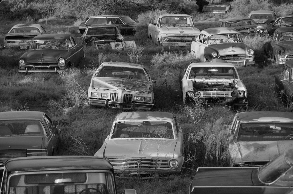 The Lost Highway /  Junkyard