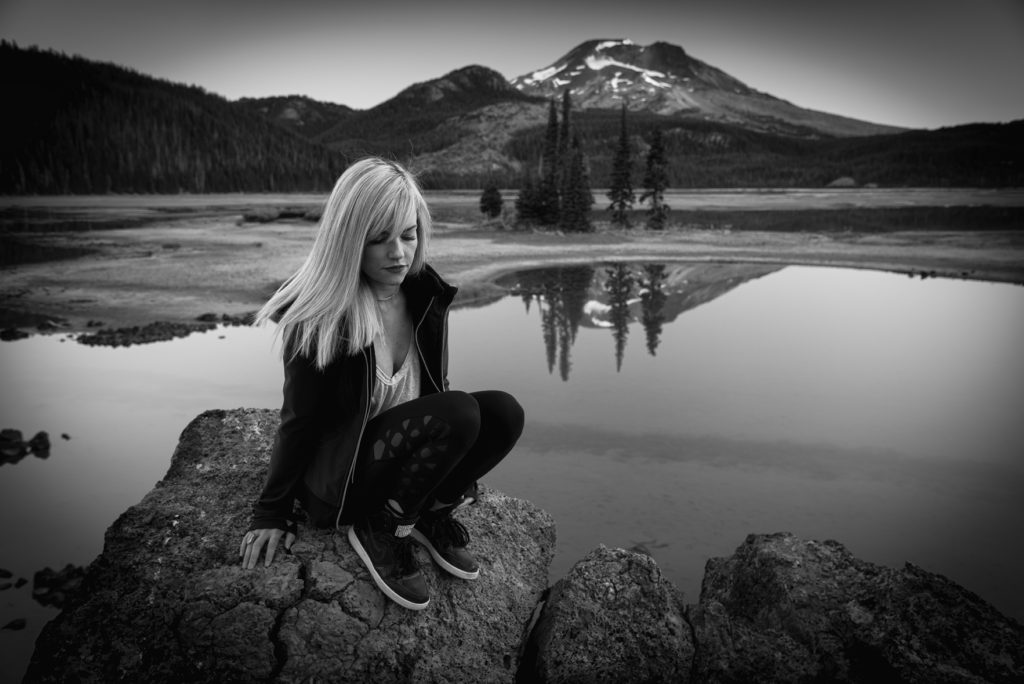 The Lost Highway / Sparks Lake