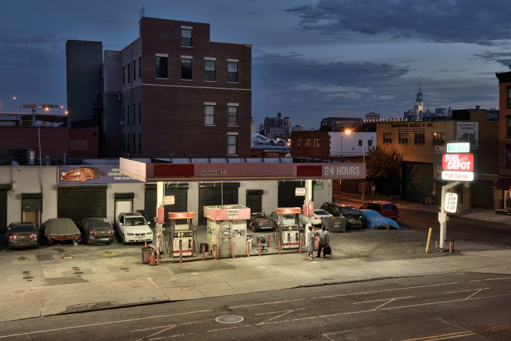 American Nightscapes /  Brooklyn 24 Hours
