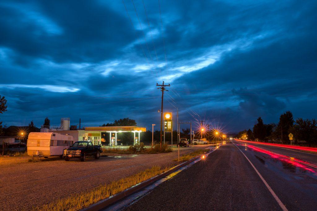American Nightscapes / Hanksville