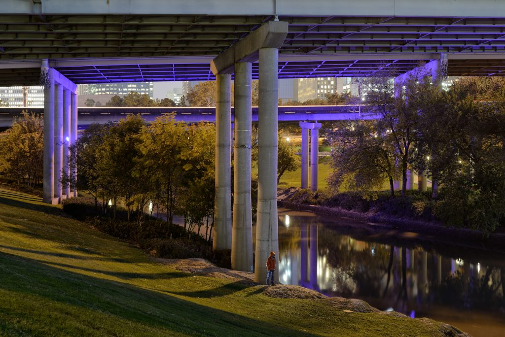 American Nightscapes / Houston