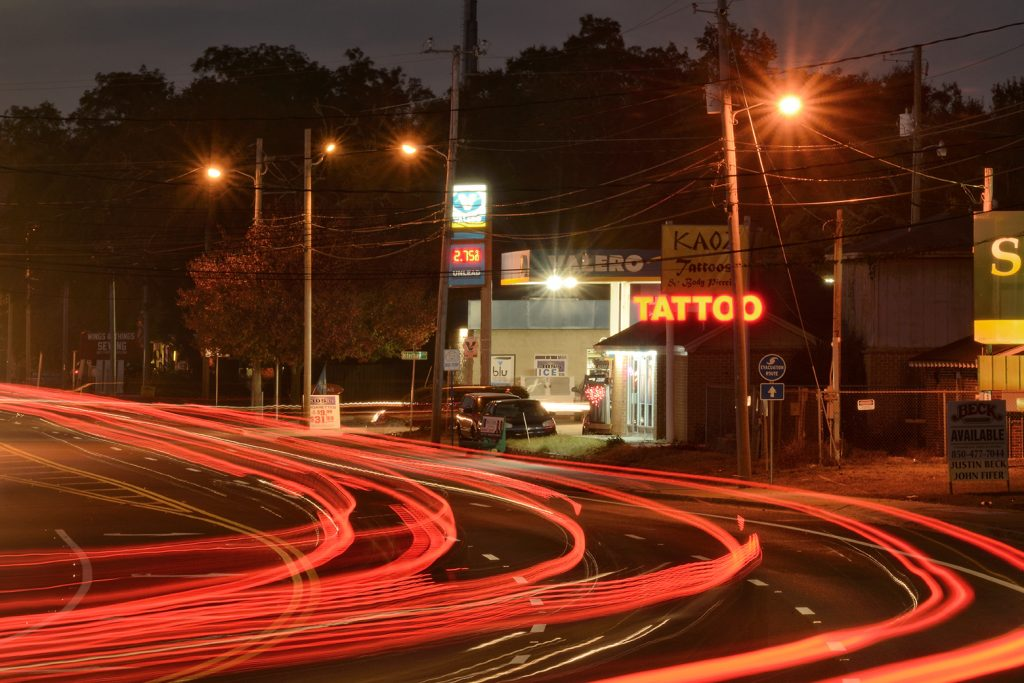 American Nightscapes / Pensacola