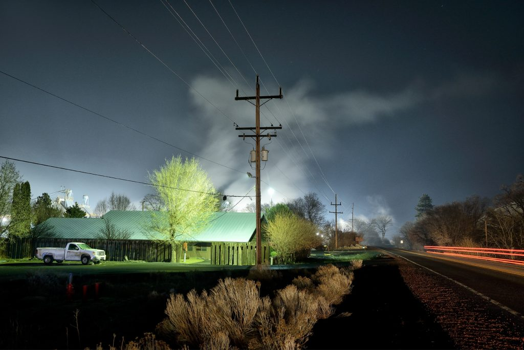 American Nightscapes  / Warm Springs