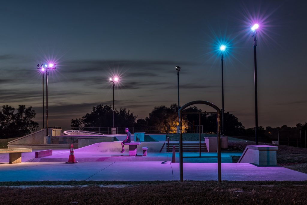 American Nightscapes / Kansas City